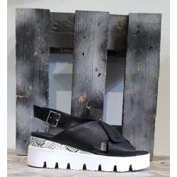 Chaussures femme Sweet Lemon SAHARA noir