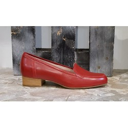 Chaussures femme Gapat rouge