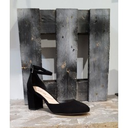Chaussures femme Tribe noir