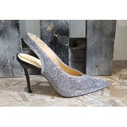 Chaussures femme Vivian argent