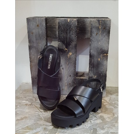 Chaussures femme Sweet Lemon LUCERY nero