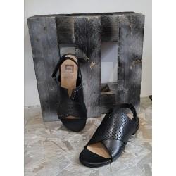 Sandales femme EMANUELE CRASTO nero
