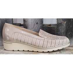 Chaussures femme Confort Champagne