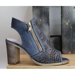 Chaussures femme Debutto Donna bleu