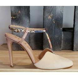 Chaussures femme Bluzy rose