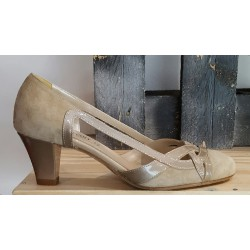 Chaussures femmes Confort taupe