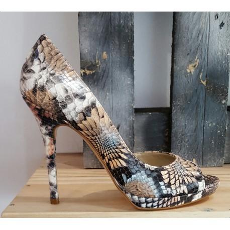 Chaussures femmes Barbara Reni multicolor