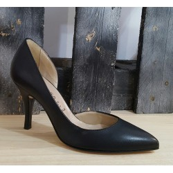Chaussures femme Barbara Renzi noir rouge