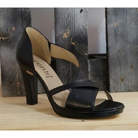 Chaussures femme Barbara Renzi noir