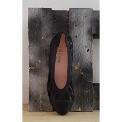 Chaussures femme LE BABE noir