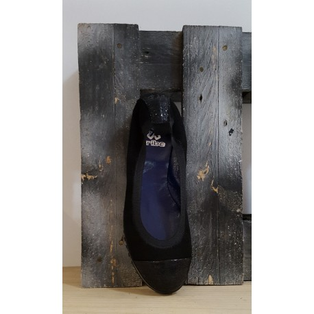 Chaussures femme Tribe noir