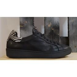 Baskets femme Atelier noir