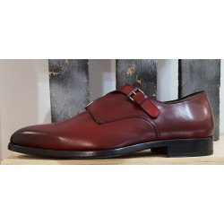 Chaussures homme Charles Dann Grenat