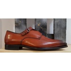 Chaussures homme Charles Dann Brun cuivre