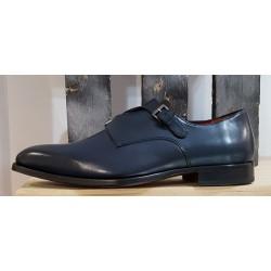 Chaussures homme Charles Dann bleu marine