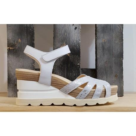 Chaussures femme BRAKO OREGON SILVER EVA DANA
