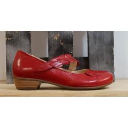 Chaussures femme BRAKO TEKI ROJO BEM